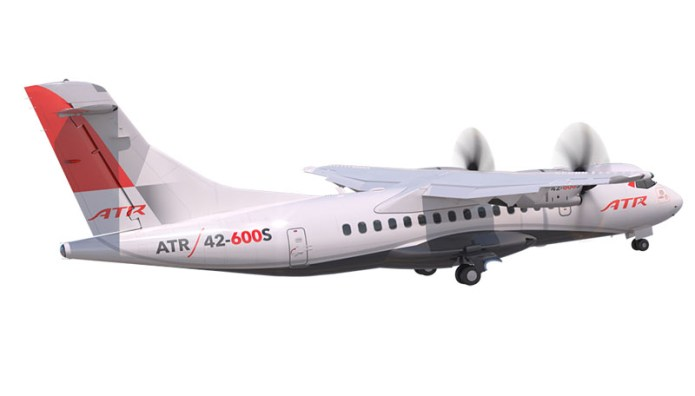 ATR 42 600S