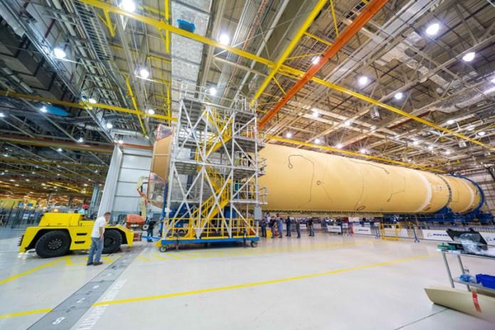 Boeing NASA Artemis
