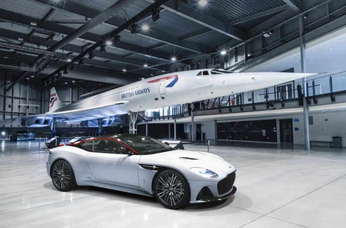 British Airways Aston Matrtin
