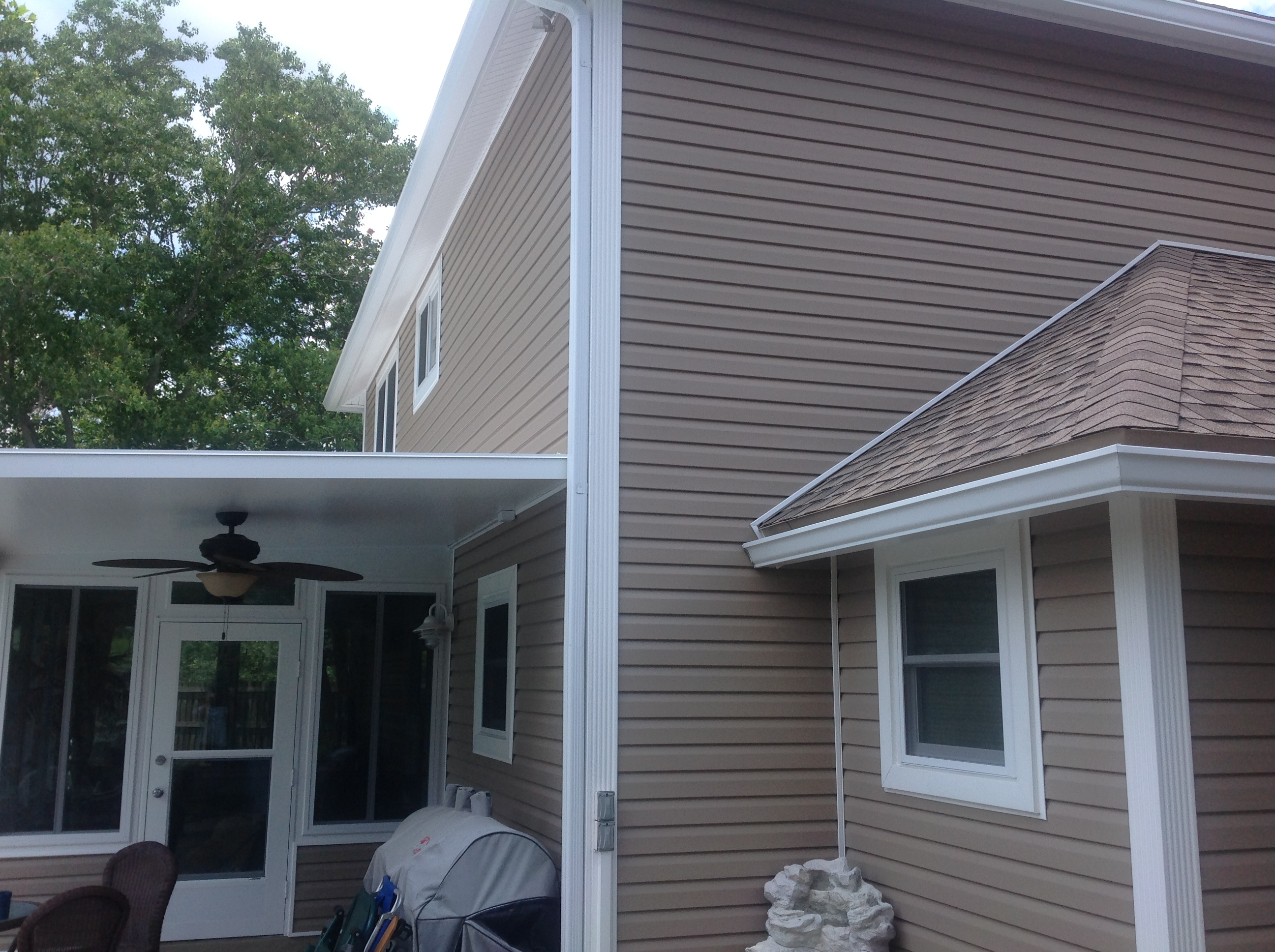 Fascia And Soffit Photo Gallery M Daigle Amp Sons