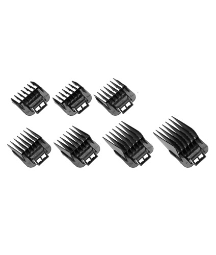 andis master 7 piece guide set