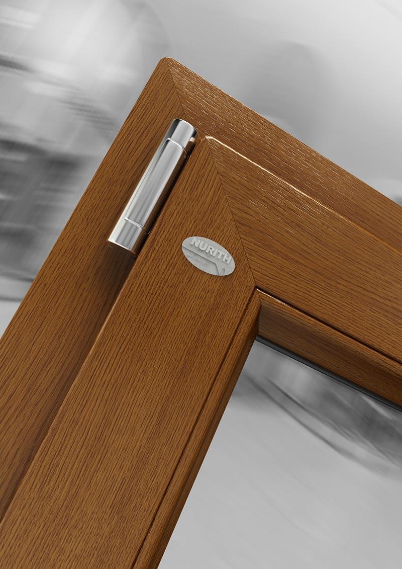 Pvc effetto legno resistenza sicurezza e calore