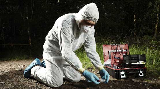 Crime Scene Investigation  Bachelor of Applied Science in