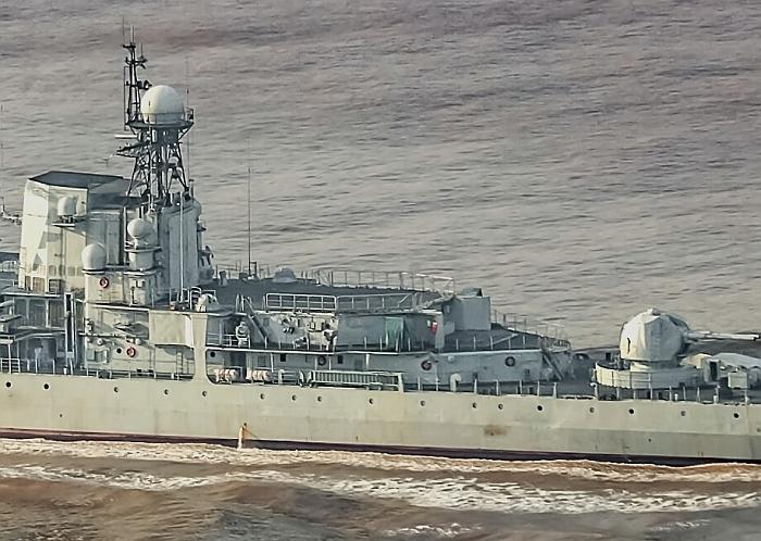 現代級驅逐艦