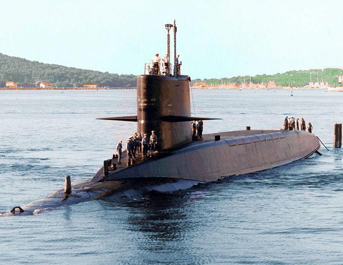 不屈級(L'inflexible) 核能彈道飛彈潛艦