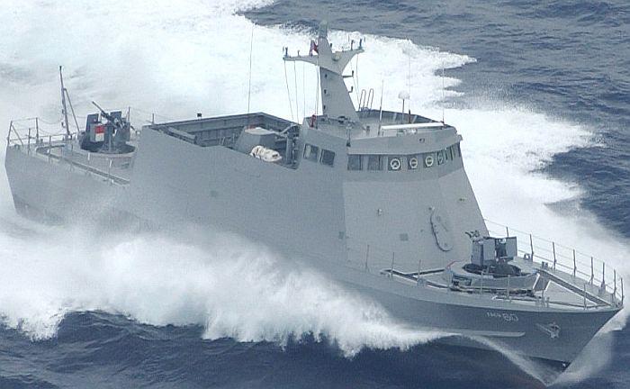 臺灣 光華六號 飛彈快艇 FABG 60