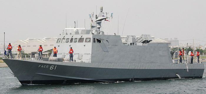 【情報】網友曝光光華六號飛彈快艇安裝 XTR-102 20mm遙控機砲 @軍事策略 哈啦板 - 巴哈姆特