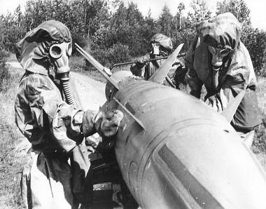 美蘇化學武器發展概況