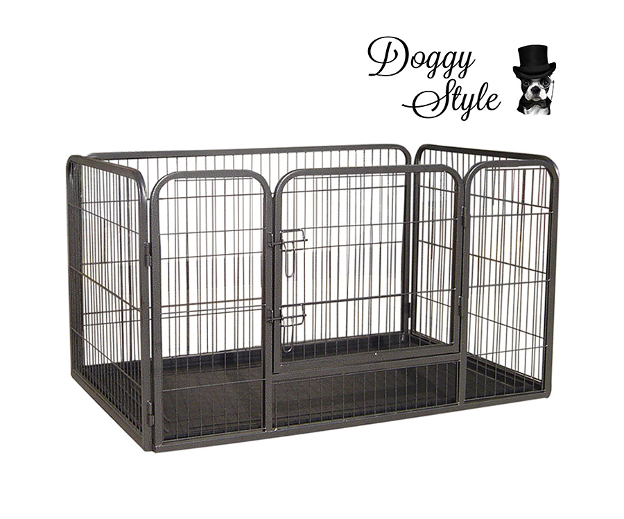 XLGE Heavy Duty Puppy Play Pen Whelping Box  Dog