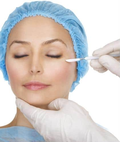 A rhinoplasty is a very common cosmetic procedure.