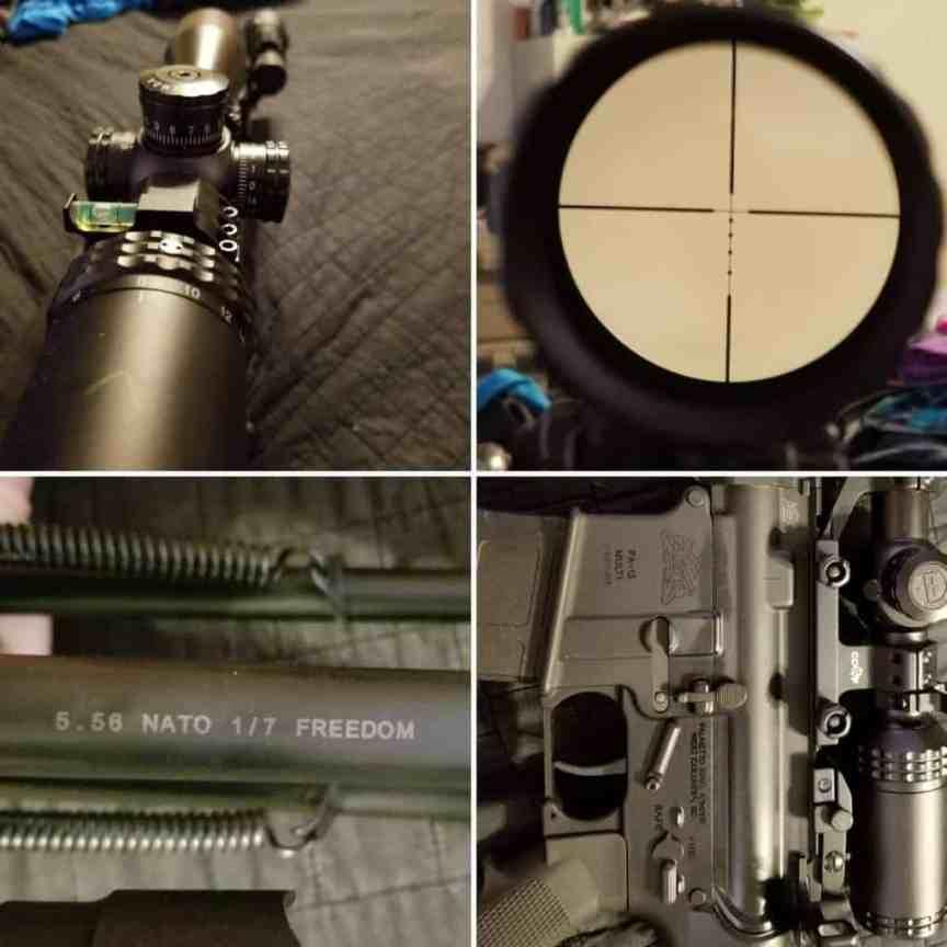 ar-15 scope