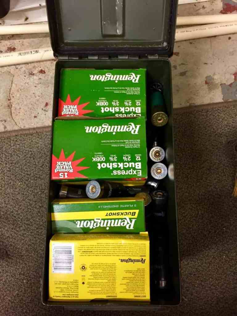how many rounds of shotgun ammo does a prepper need