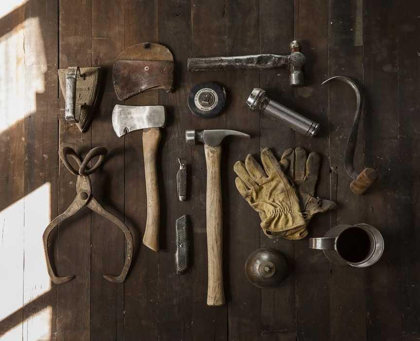 prepper tools checklist