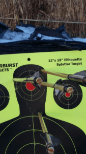 shooting a recurve bow more accurately