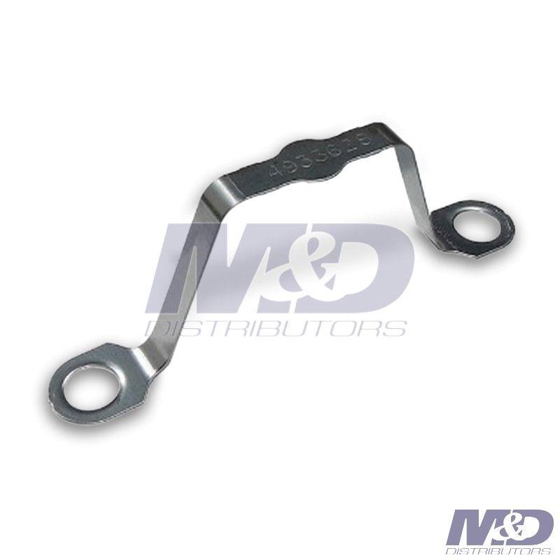 2002 2013 5 9l 6 7l dodge exhaust manifold lock plate bolt