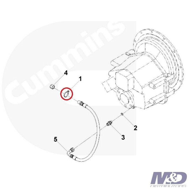 Navistar Fuel Filter