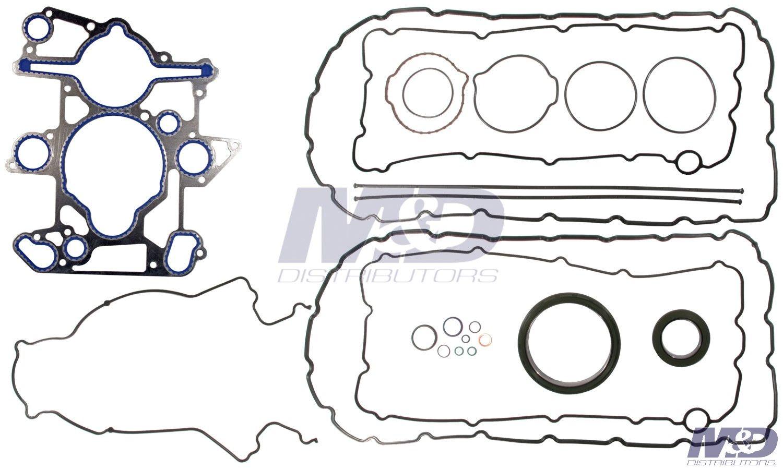 Ford 6 0l Power Stroke Lower Gasket Set Cs
