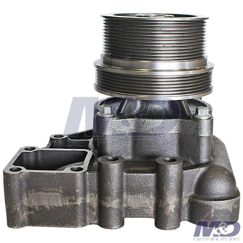 cummins late isx isz water pump new