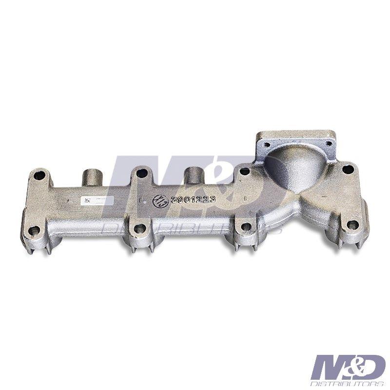 cummins b series exhaust manifold
