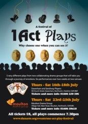One Act Plays July 2015