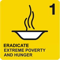 Goal 1 - Eradicate Poverty