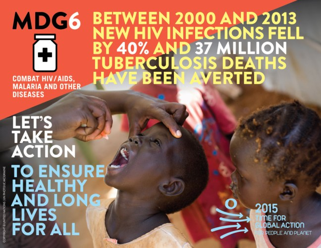 Halt and reduce major diseases