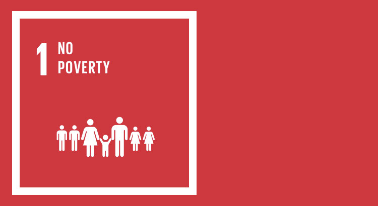 SDG 1 - End poverty in all its forms everywhere