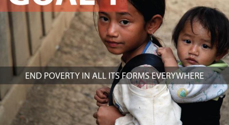 End Poverty SDG 1