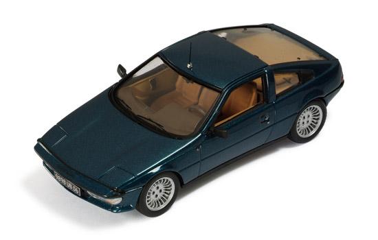 IXO 1981 Talbot Matra Murena Mettalic Green Brown Interior CLC168 In 143 Scale MDiecast