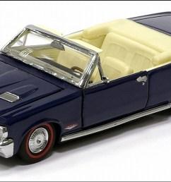 franklin mint 1964 pontiac lemans gto convertible dark blue ri 06 in [ 1284 x 615 Pixel ]