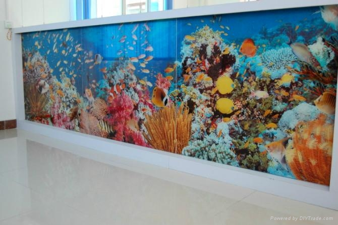 mobile home kitchens kitchen floor runners partitions | digital printing - india