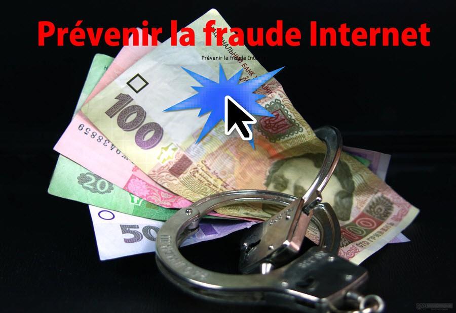 Prévenir la fraude sur Internet