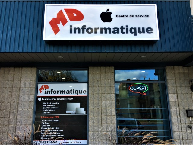 MD Informatique dans des nouveaux locaux! - MD Informatique Inc. 250fb5d1e0b8