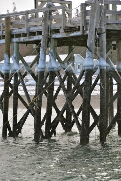 Rowan GCI low tide