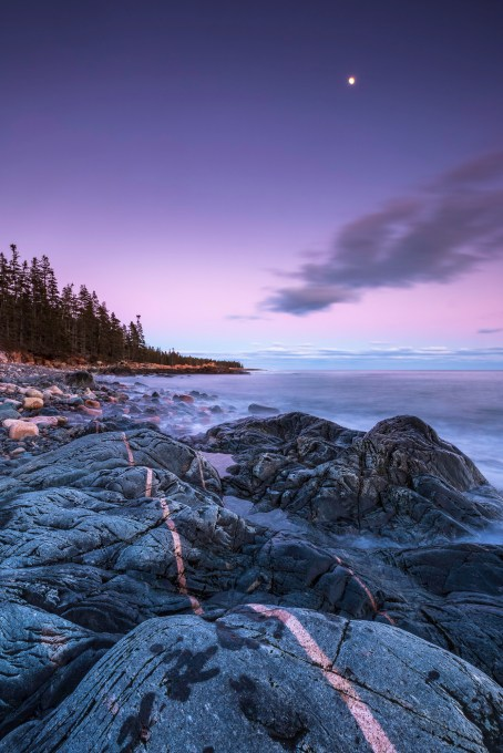 Acadia National Park, Mount Desert Island, Maine by John Putnam
