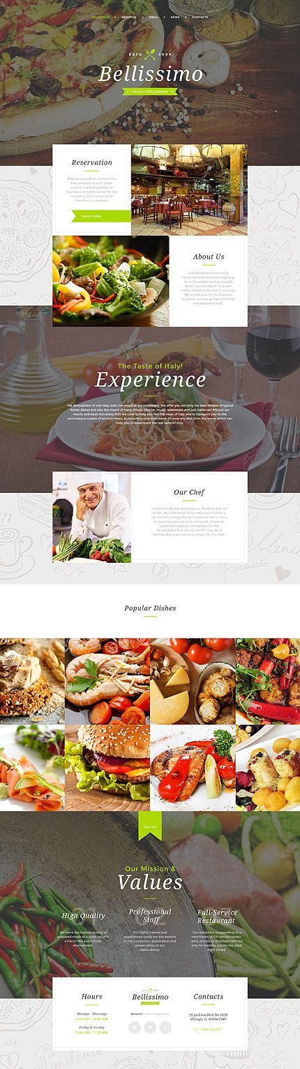 Email marketing de restaurantes: favorecer el branding