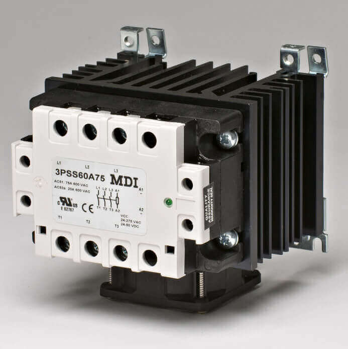 Solid State Relay Polarity