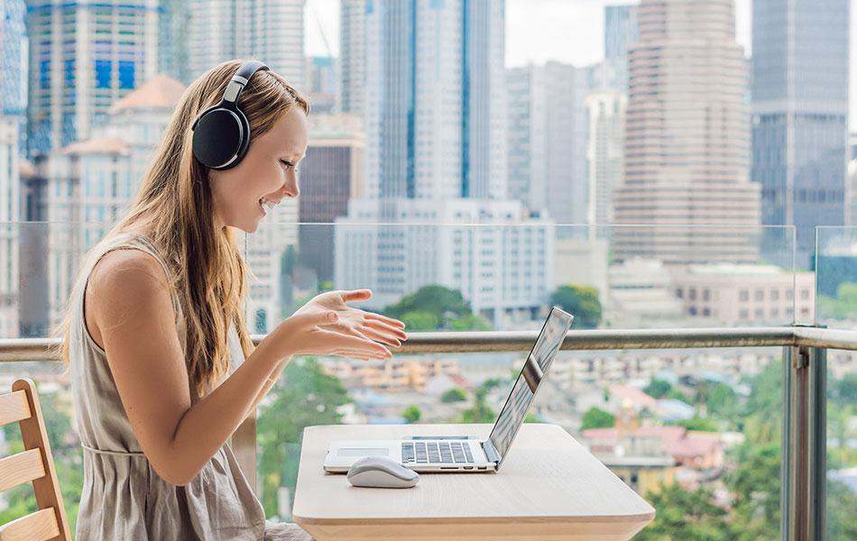 otimize varandas e terracos como seu home office