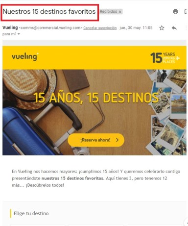 MD Blog 8 pasos para crear una campaña de mailing triunfadora Marketing Digital