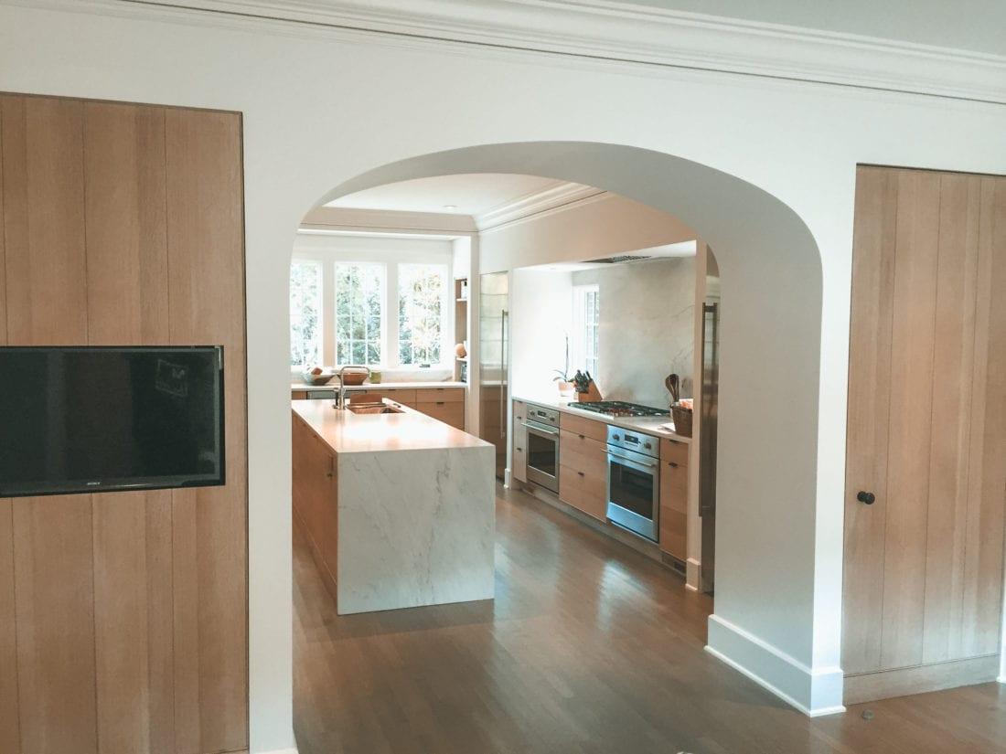 Overhill Road Kitchen MDM Design Studio