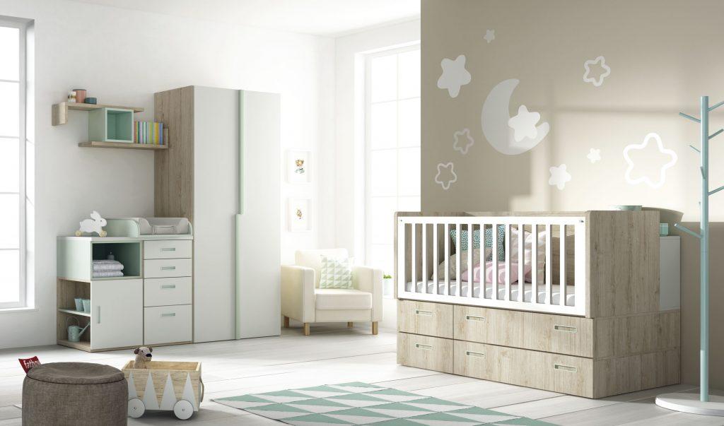 Dormitorio infantil 6