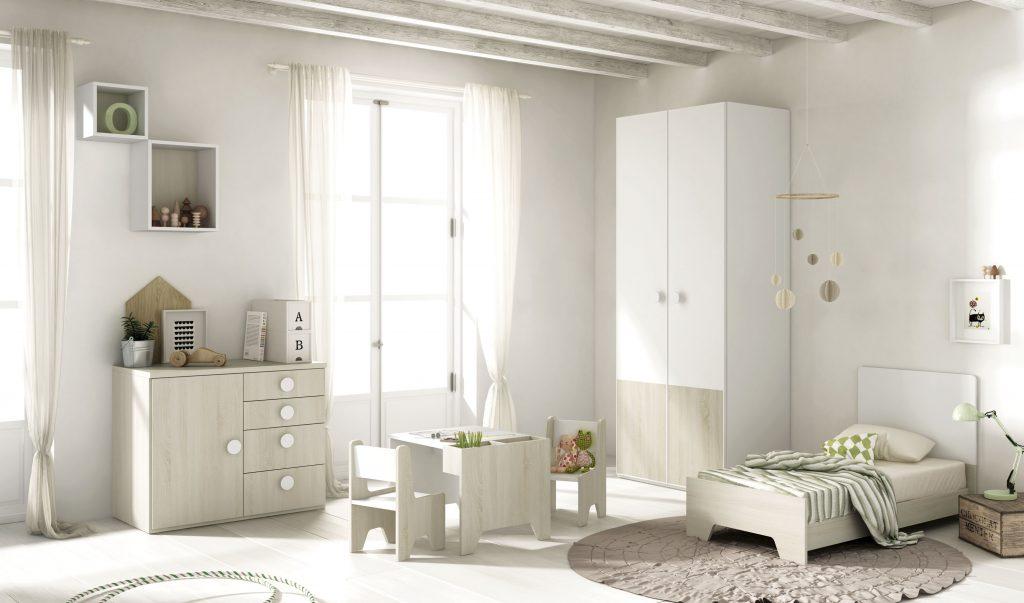 Dormitorio infantil 2