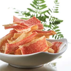 Best CNY Cookies Singapore - Crispy Crabsticks