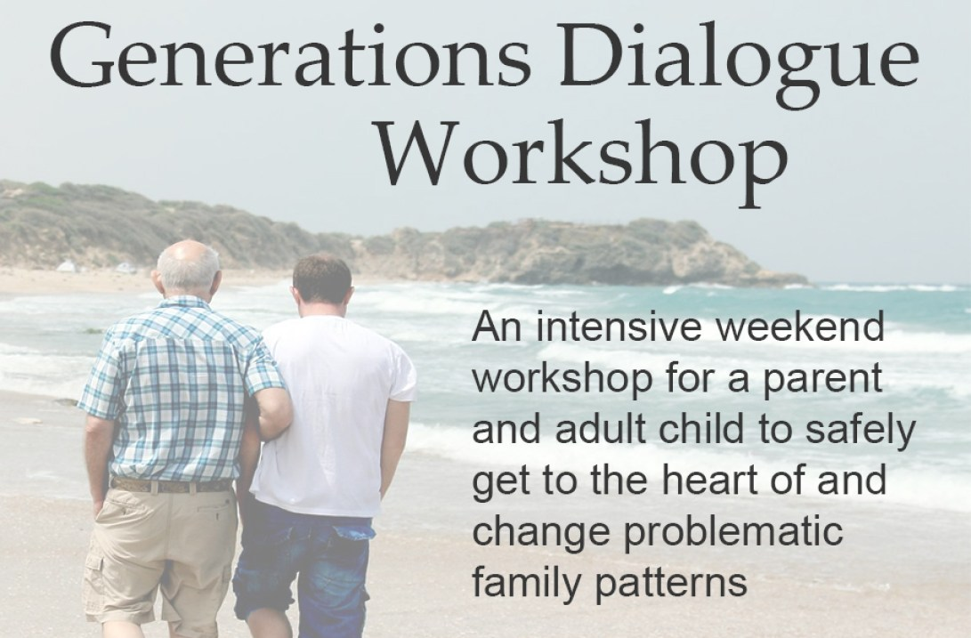 Generations Imago Voice Dialogue weekend workshop family therapy