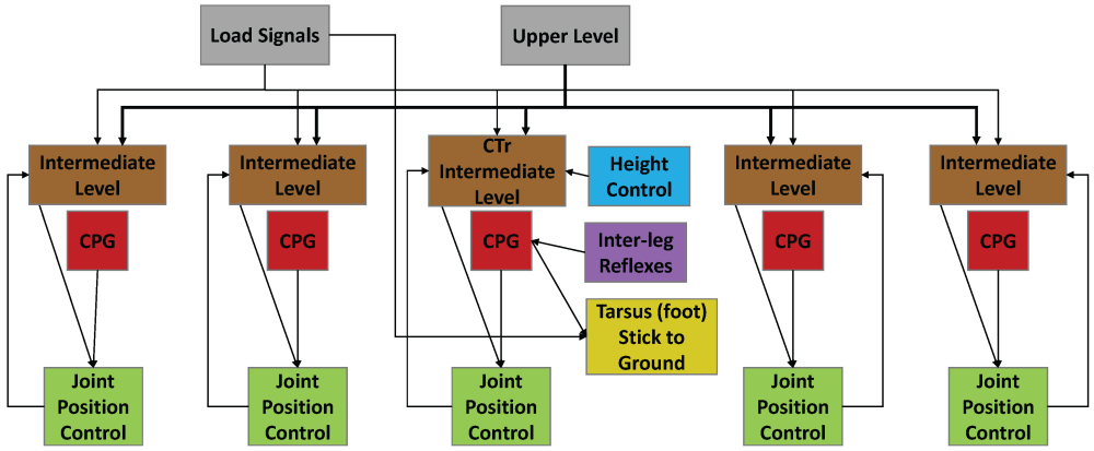 medium resolution of applsci 08 00006 g003 figure 3 functional diagram of the synthetic nervous system