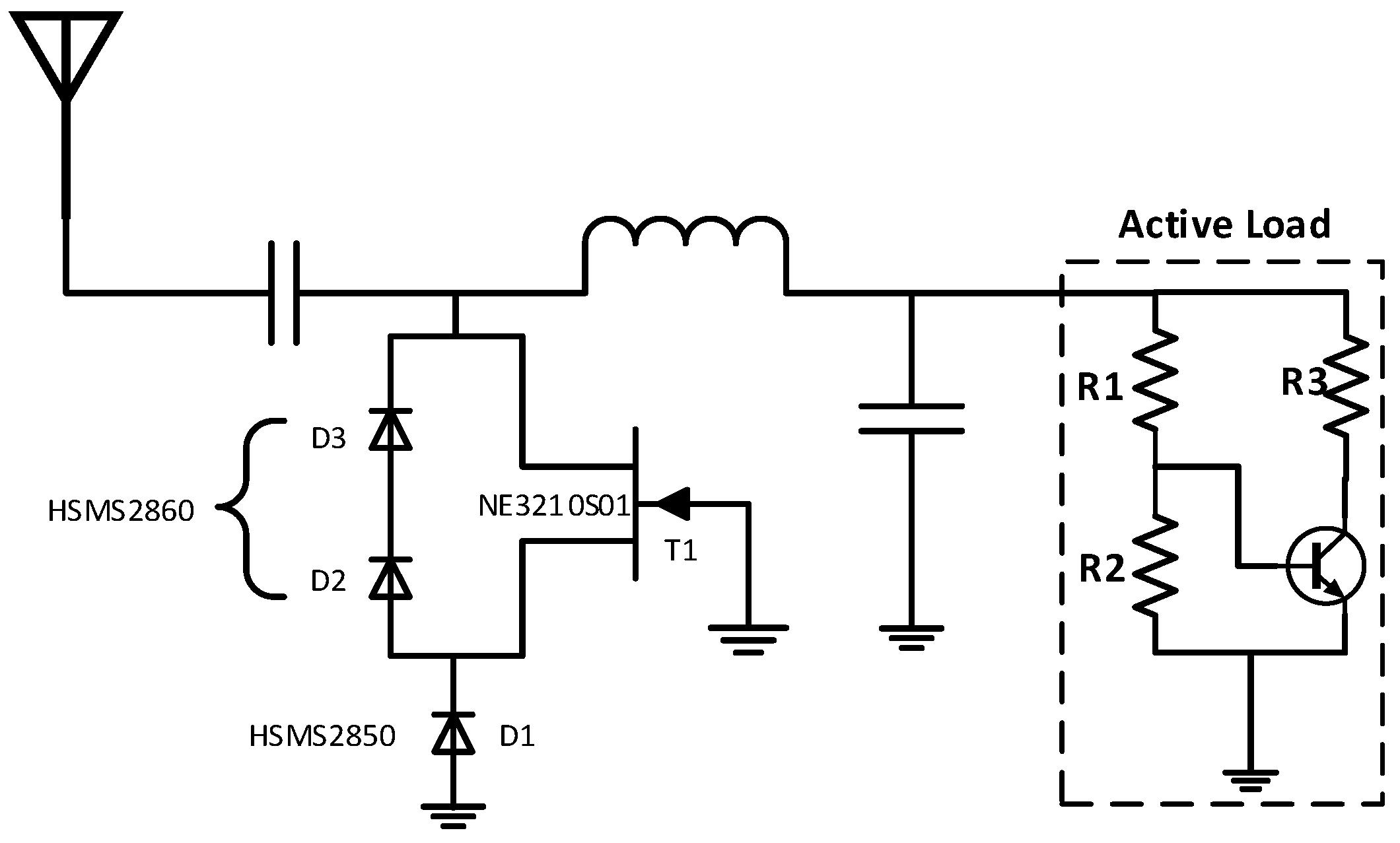 Diode Bridge Modulator Definition