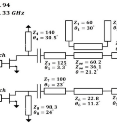new electronic fractional frequency power amplifier circuit diagram electronics free full text a compact output power [ 2568 x 1146 Pixel ]