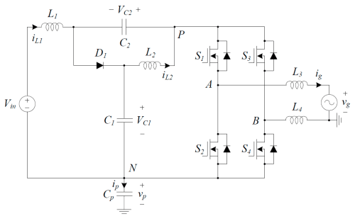 small resolution of electronics 08 00312 g001 figure 1 circuit diagram
