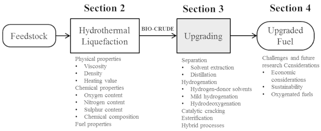 Process Flow Diagram Using Javascript Energies Free Full Text A Review Of Hydrothermal