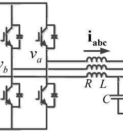 energies 08 07542 g001 1024 figure 1 diagram of a three phase inverter with a  [ 2555 x 1074 Pixel ]
